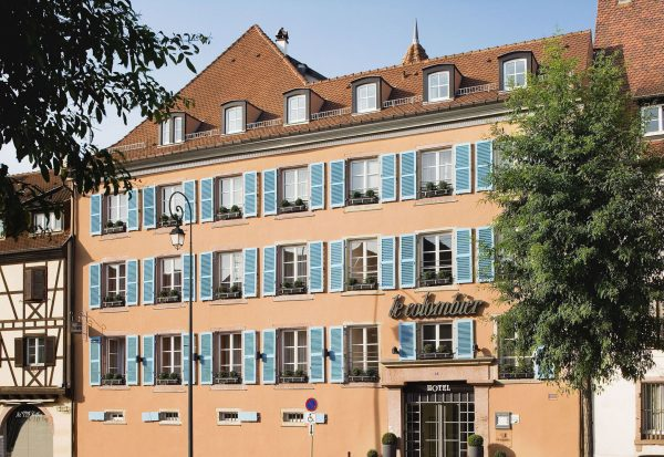 BOUTIQUE HOTEL LE COLOMBIER COLMAR