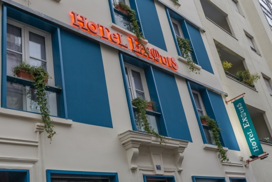 EXQUIS BOUTIQUE HOTEL